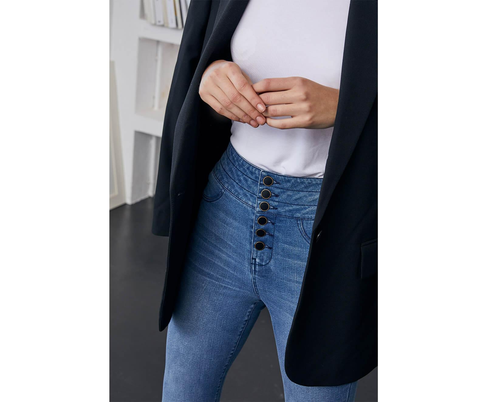 2 5 - Colección de leggings de Ysabel Mora marca nuevo código urbano que no te dejará indiferente