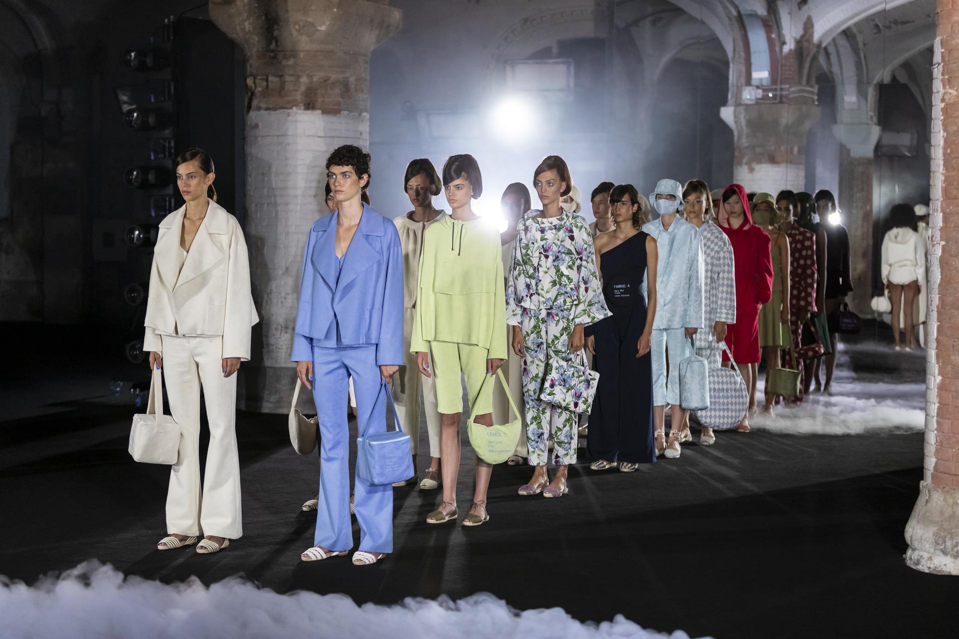 Lera%20Mamba%20ambient 1080 - 080 Barcelona Fashion Digital Edition concluye con su cuarta sesión de los últimos Fashion Show Films