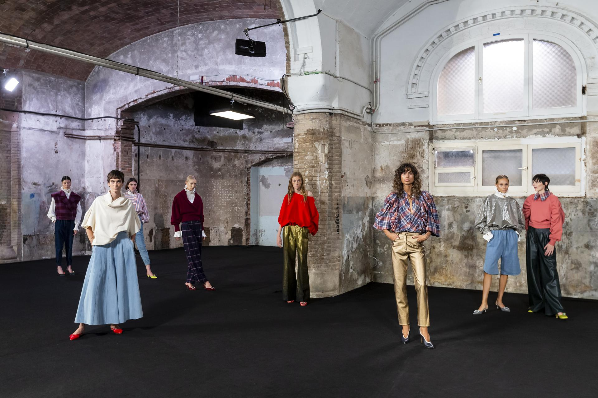 The%20Label%20Edition%20ambient 1006 - 080 Barcelona Fashion Digital Edition concluye con su cuarta sesión de los últimos Fashion Show Films