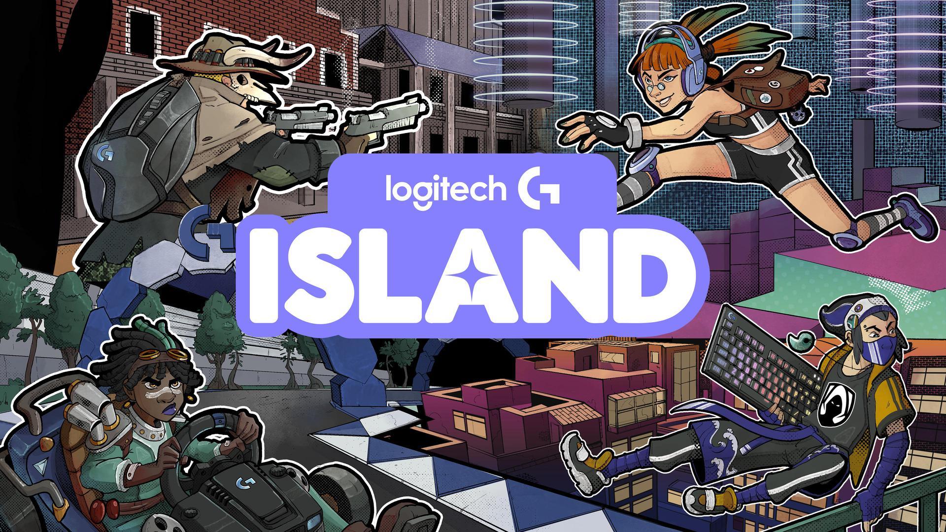 Logitech G anuncia una increíble experiencia gaming en Fortnite